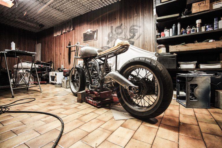 De ultieme vrijheid van de motorfiets